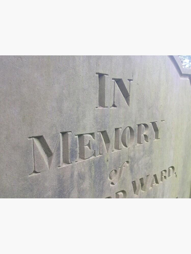 In  Memory by robsteadman