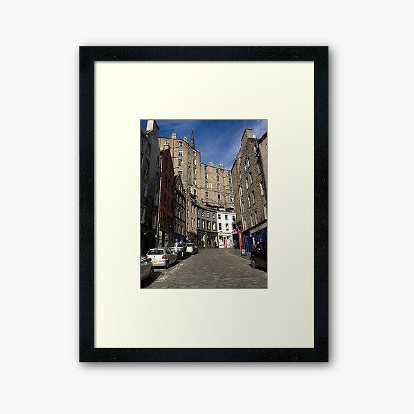 Edinburgh, Scotland Framed Art Print