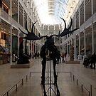 Museum of Scotland, Edinburgh by Robert Steadman