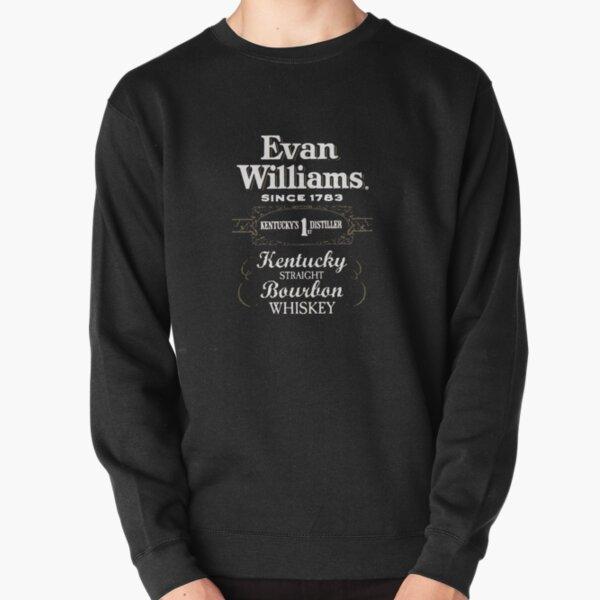 The Evan Williams Ketucky merch and Logo Pullover Sweatshirt