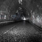 The Tagged Tunnel by Aaron Campbell