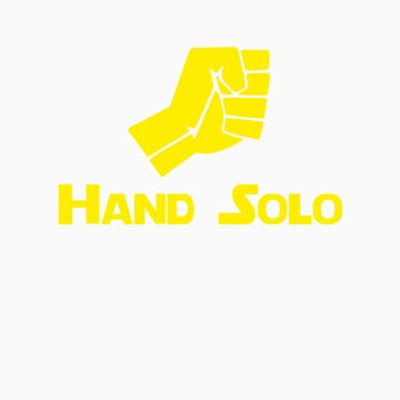 Hand Solo by TeesBox