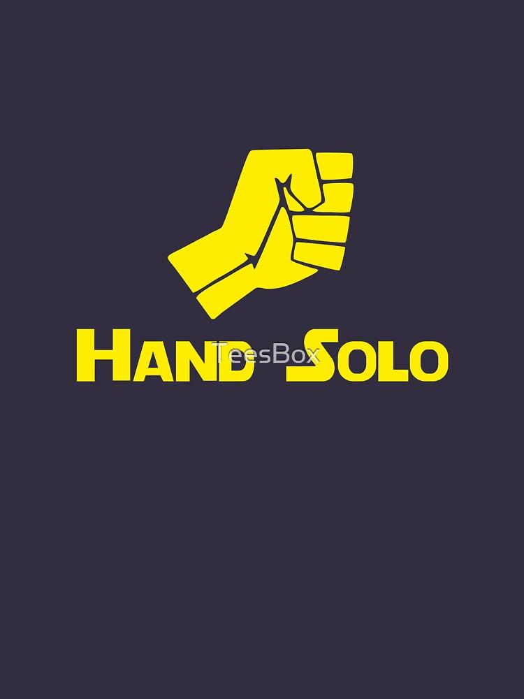 Hand Solo by TeesBox