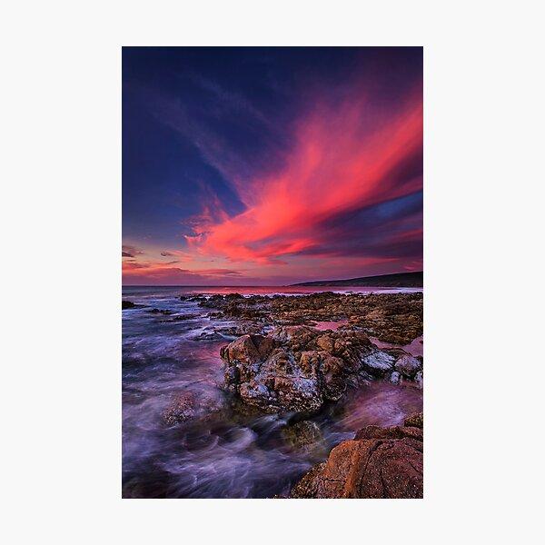 Yallingup Sunset Photographic Print