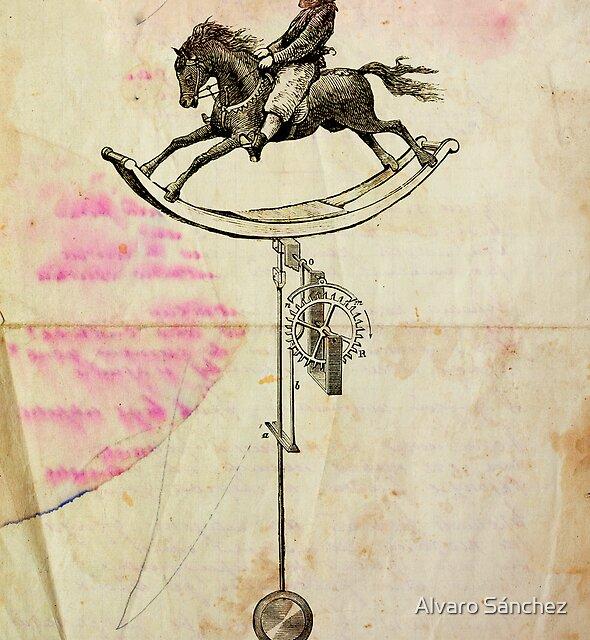 VARIACIONES PARA UN PENDULO (version 1) (variations for a pendulum) by Alvaro Sánchez