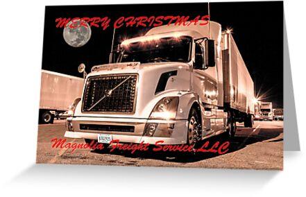Magnolia Freight Service #2 by Thomas Eggert
