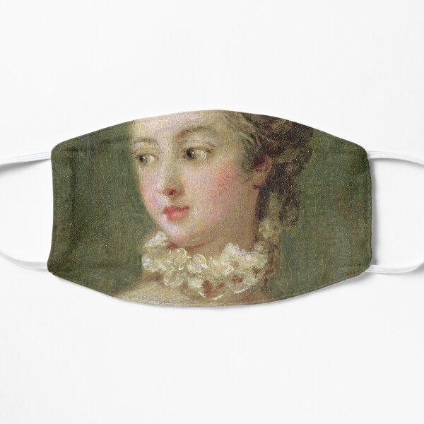 Francois Boucher - Madame De Pompadour 1721 Mask