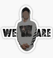 We Are // Purpose Pack // Sticker