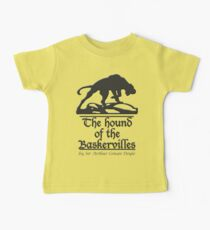 The hound of the Baskervilles Baby Tee