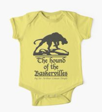 The hound of the Baskervilles Kids Clothes
