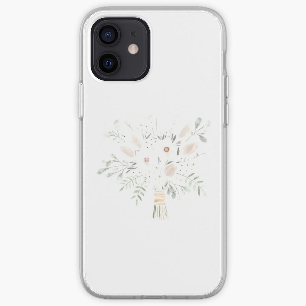 Flower bouquet iPhone Case & Cover