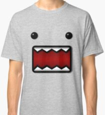 Domo-kun Shaded. Classic T-Shirt