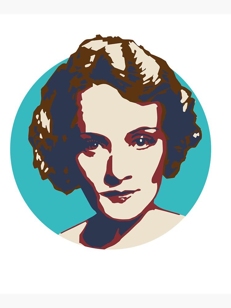 Marlene Dietrich by jardine-nash