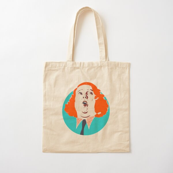 Claire Waldoff Cotton Tote Bag