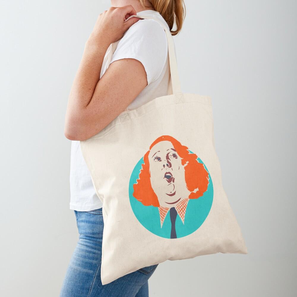 Claire Waldoff Tote Bag