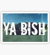 Kendrick Lamar - Ya' Bish Sticker