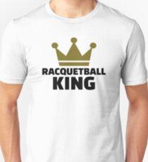 Racquetball king Unisex T-Shirt