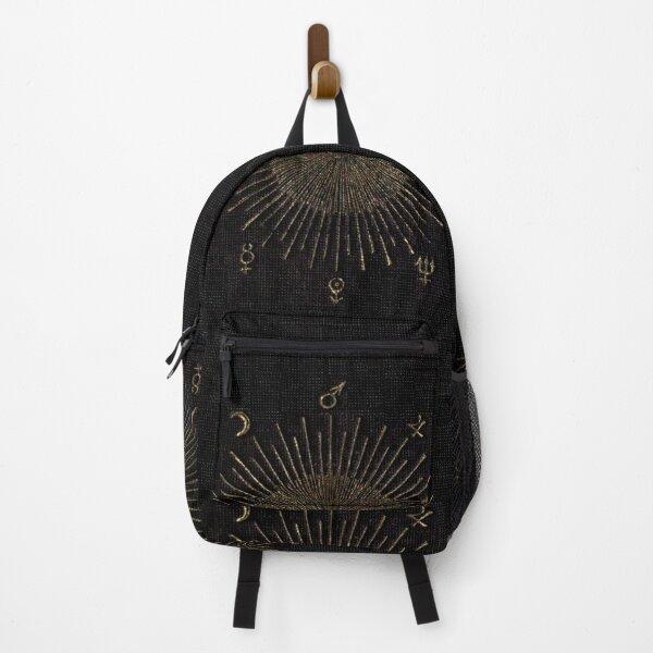 Astronomy Symbols Backpack