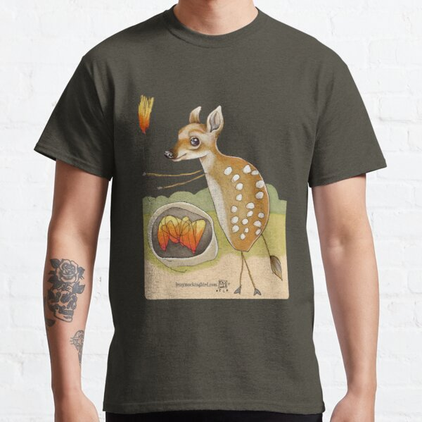 Camping Deer Classic T-Shirt