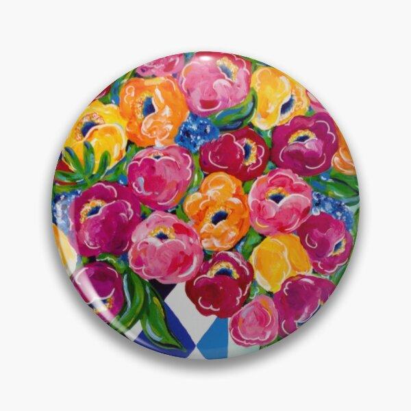 Spring Blooms Pin
