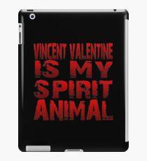 final fantasy 7 Vincent iPad Case/Skin
