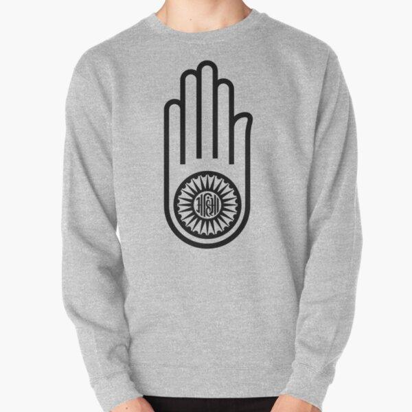 Jainism Pullover Sweatshirt