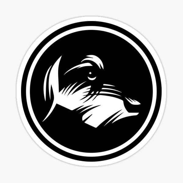 Wired-hair Dachshund Dog Sticker