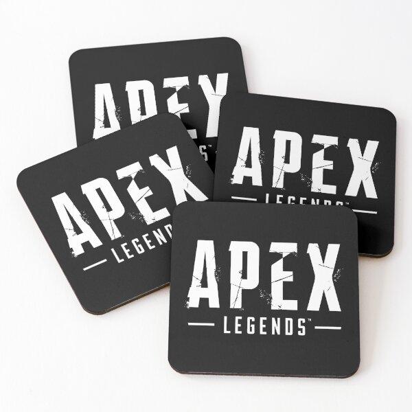 BEST SELLER Apex Legends Merchandise Coasters (Set of 4)