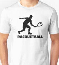 Racquetball Unisex T-Shirt