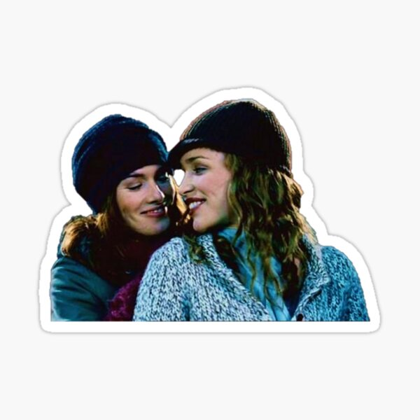 Rachel and Luce - Imagine me & you Sticker