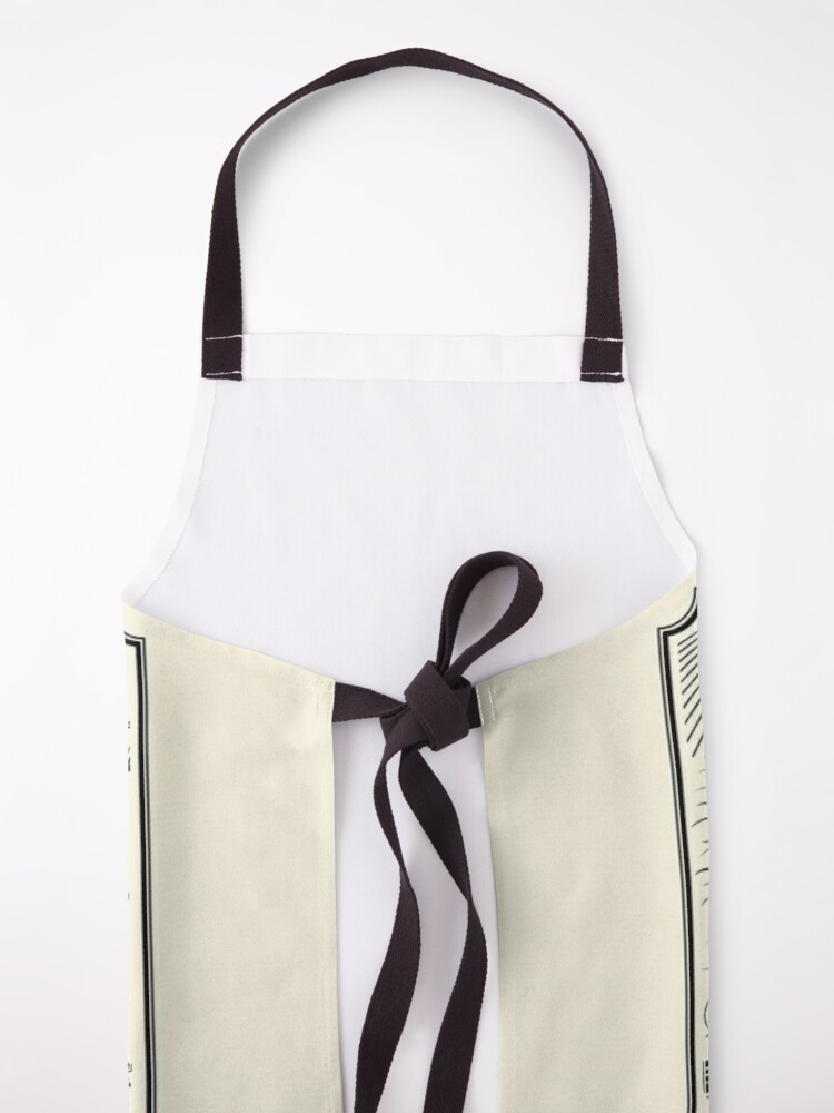 Alternate view of NDVH Saltburn-by-the-Sea stamp Apron