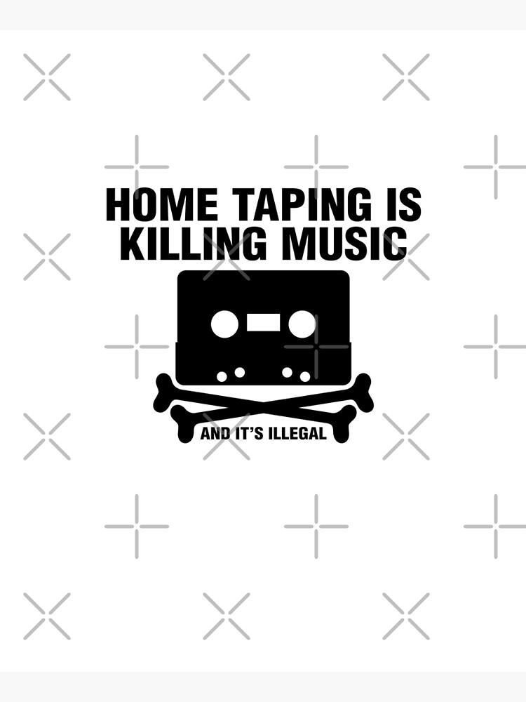 NDVH Home Taping by nikhorne