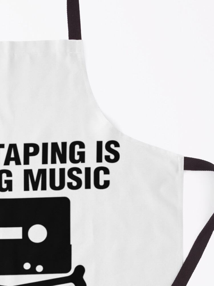 Alternate view of NDVH Home Taping Apron