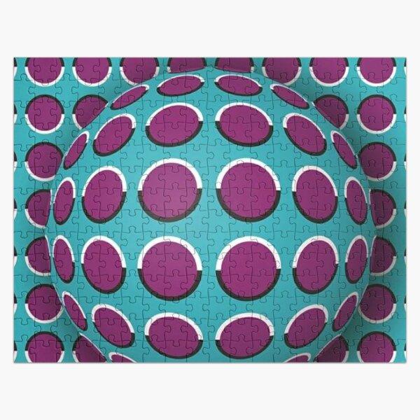 Visual Illusion Jigsaw Puzzle