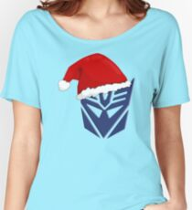 Decepticon X-Mas Women's Relaxed Fit T-Shirt