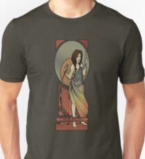 Hunger Games - Katniss - Art Nouveau Unisex T-Shirt