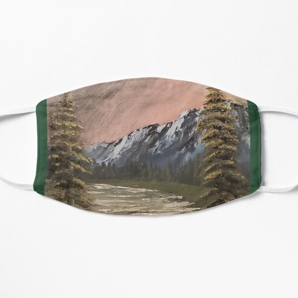 Valley of the Happy Trees Mask