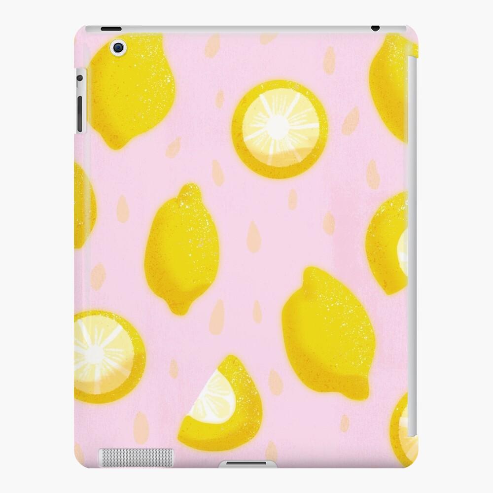 Pink Lemonade iPad Case & Skin