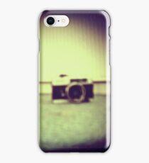 Blurred Capture iPhone Case/Skin