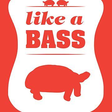 Like A Bass by lucyanna