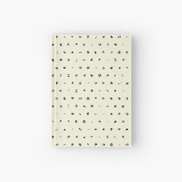 Symbols of France (Beige) Hardcover Journal
