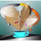 Dreams Cafe by IrisGelbart