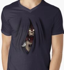 Peeking Foxy (without curtain stars) T-Shirt