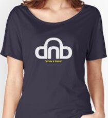 DNB (Drum N Bass) V2 (alt) Women's Relaxed Fit T-Shirt