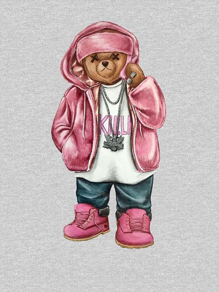 Cam'Ron Shirt Cam'ron, facemask, airbrush dipset Killa Cam Tshirt Cam'ron Pink Fur Fan Art & Gear by robtaf