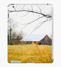BACK OF THE FIELD iPad Case/Skin