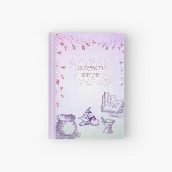 Kitchen Witch Hardcover Journal