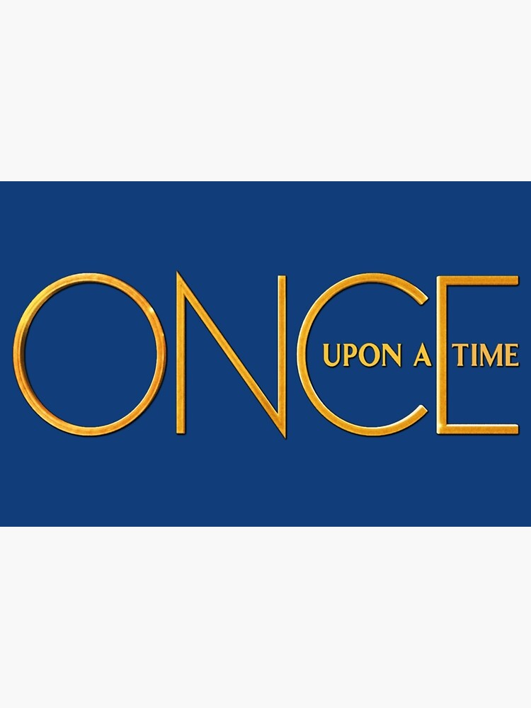 Once Upon A Time - logo by Yui96