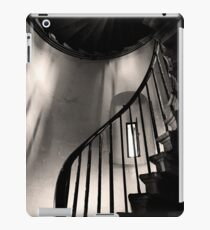 spiral staircases iPad Case/Skin
