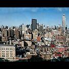 Manhattan Panorama 2003 by steeber